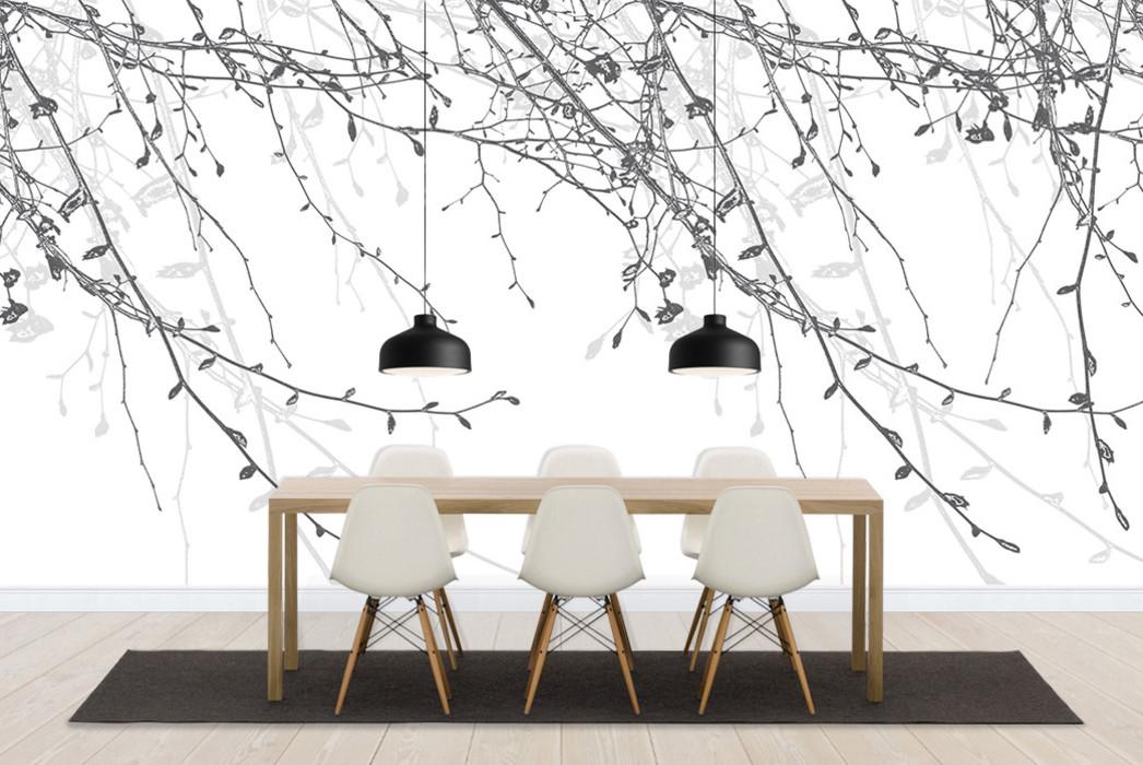 Fotobehang Voor Keuken : Fotobehang Nordic Moods geinspireerd door de Scandinavische natuur via