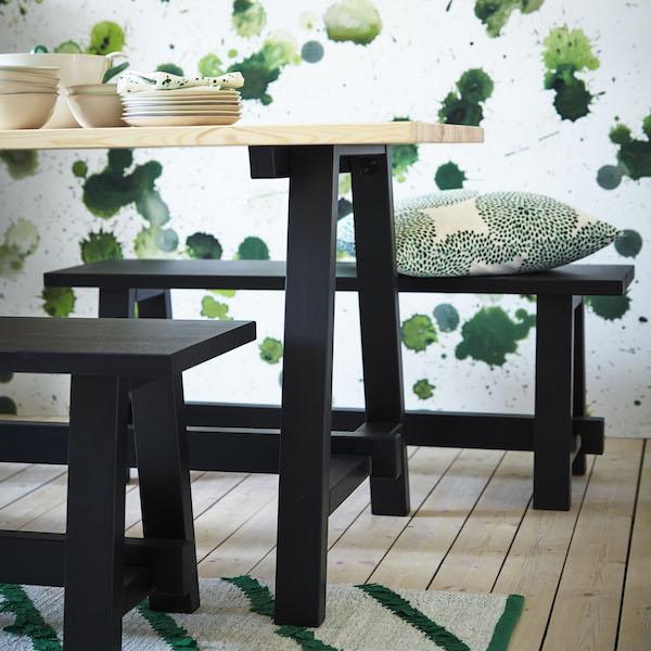 Ikea houten tafel