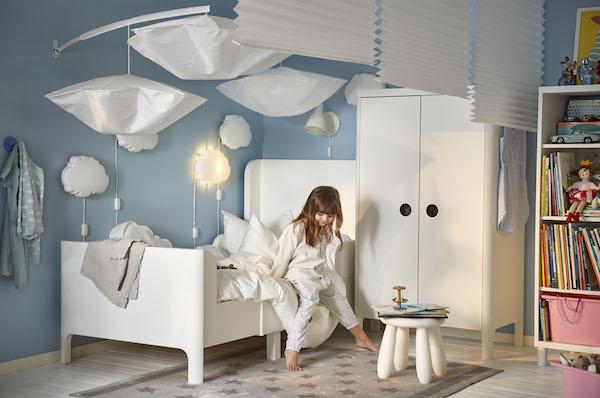 Ikea wandlamp