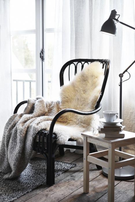 Winterse accessoires voor een warm interieur - Wonen
