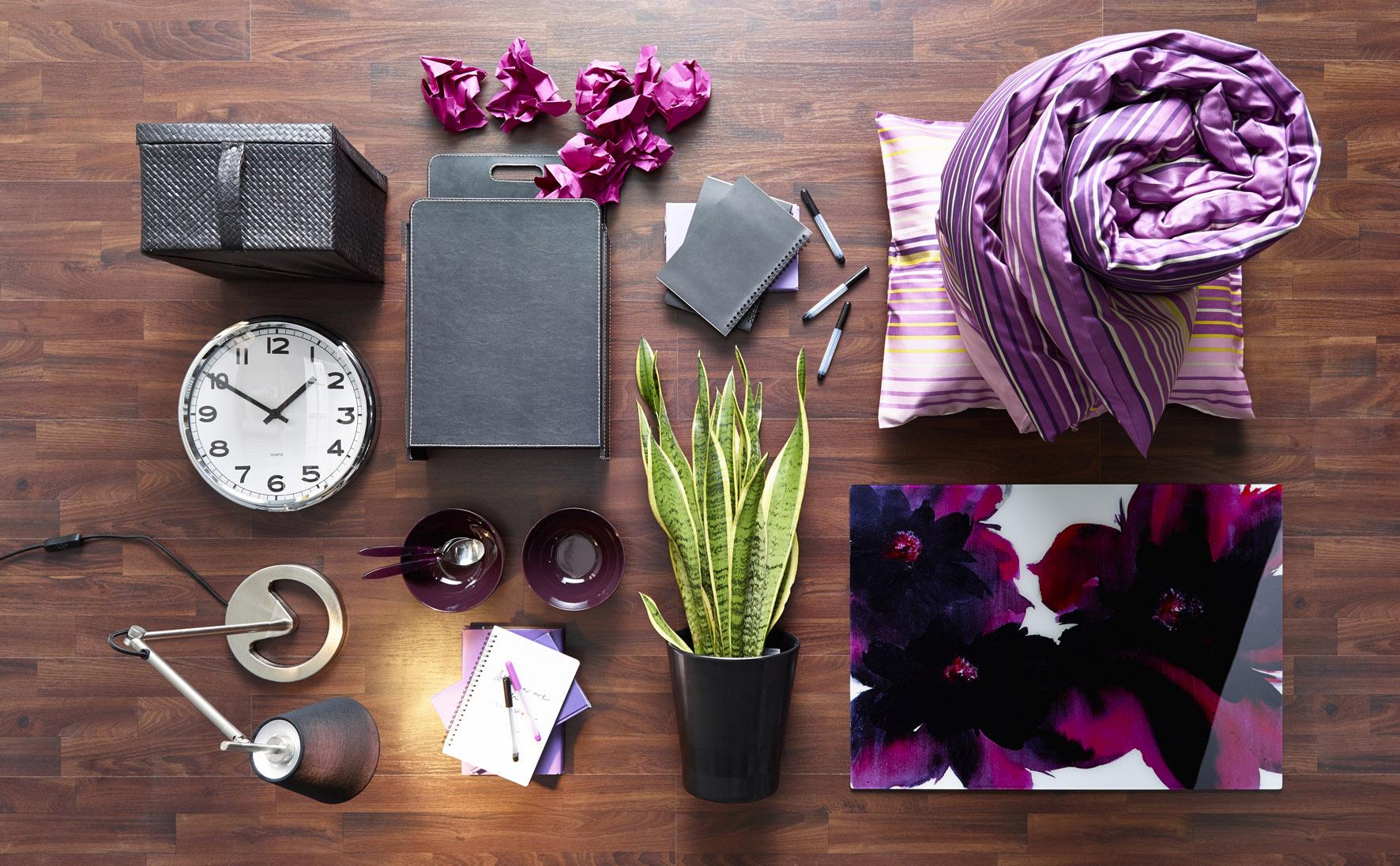 Ikea accessoires voor studentenkamer