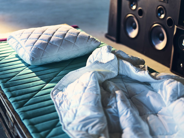 Ikea warm onder de wol