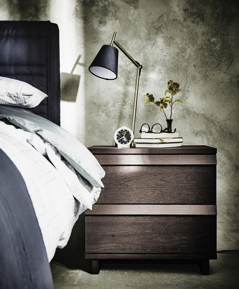IKEA slaapkamerkastje OPPLAND serie