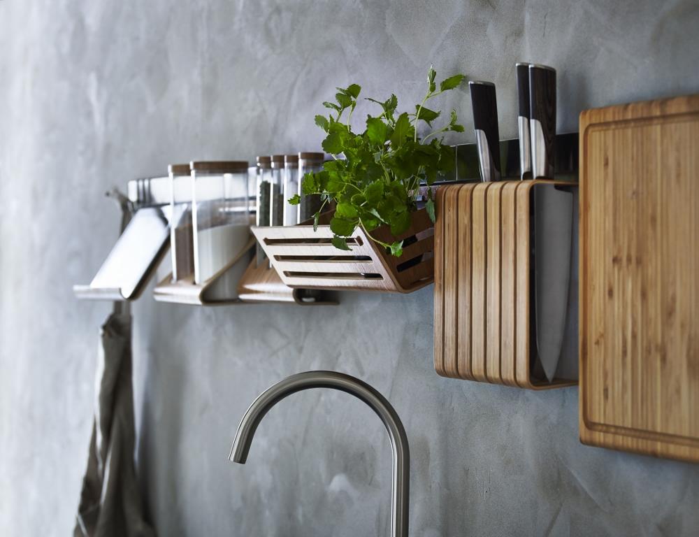 Keuken Ikea Houten : Ikea houten keuken ikea houten keuken c van design keukens en