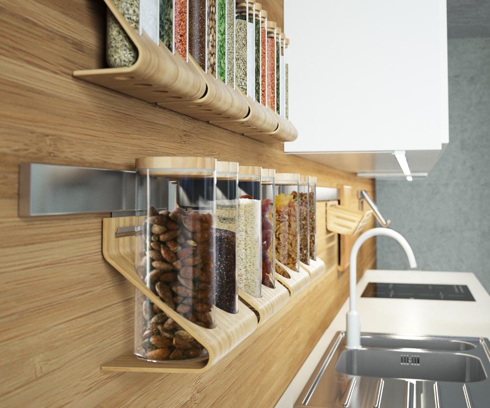 Handig De Bamboe Keukenaccessoires Van Ikea Uw Keuken Nl