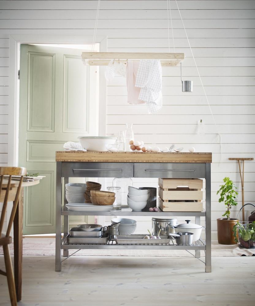 Keuken Met Kookeiland Ikea : van Ikea – Nieuws Startpagina voor keuken idee?n UW-keuken.nl