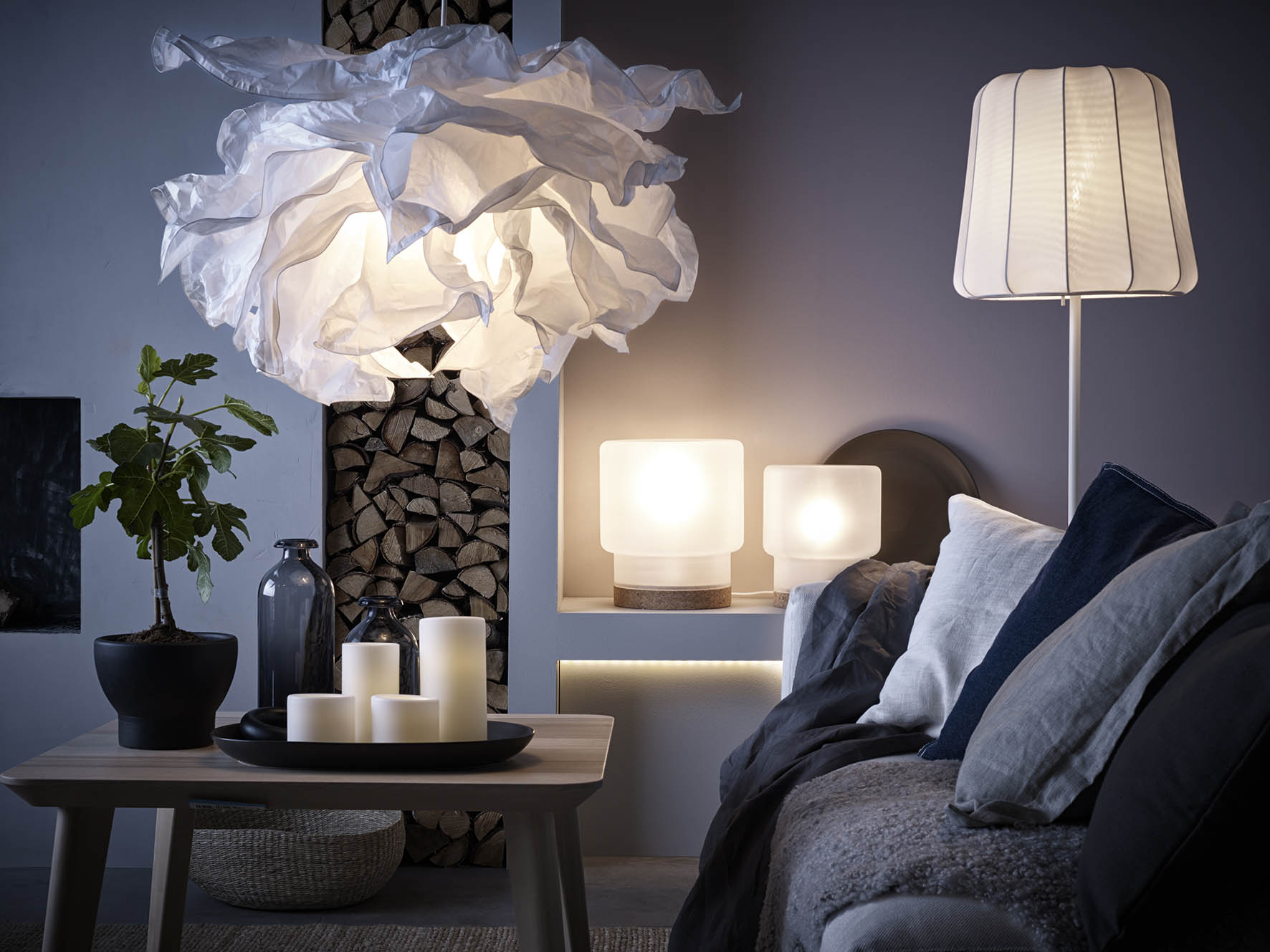 ikea schakelt over op verkoop milieuvriendelijke led verlichting nieuws startpagina voor. Black Bedroom Furniture Sets. Home Design Ideas
