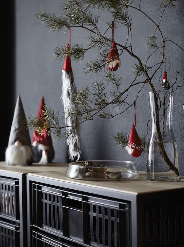 Versiering kerst IKEA