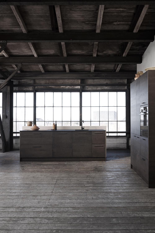 Keukentrends. Houten keuken Tacto. #keukentrends #keuken #hout #houtenkeuken #inspiratie