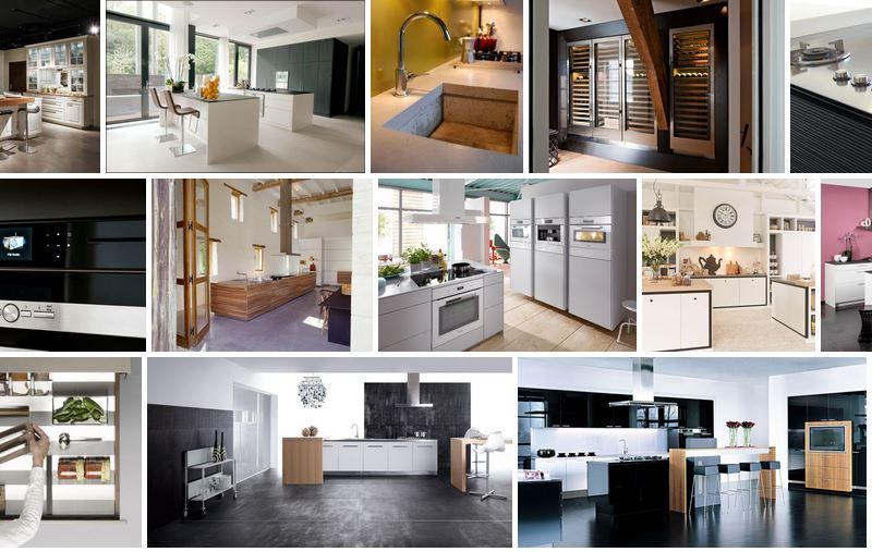 Inspirerende woonidee n en trends nieuws startpagina voor interieur en wonen idee n uw - Keuken open voor woonkamer klein gebied ...