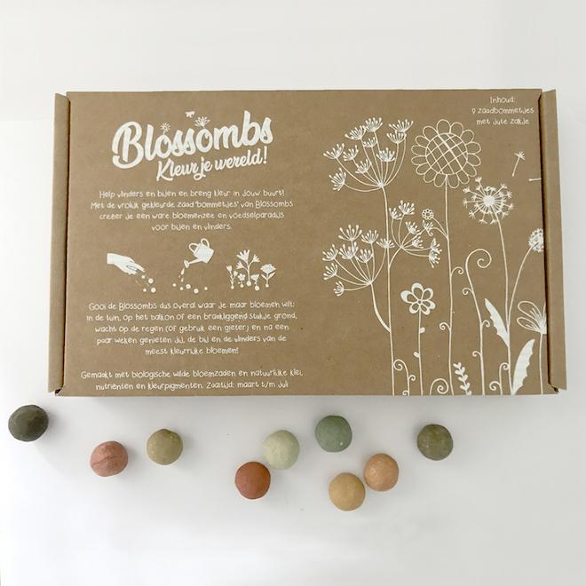 Zaadbommetjes blossombs