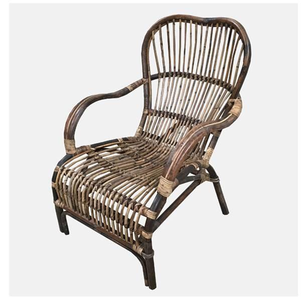Rotan stoelen tuin terras