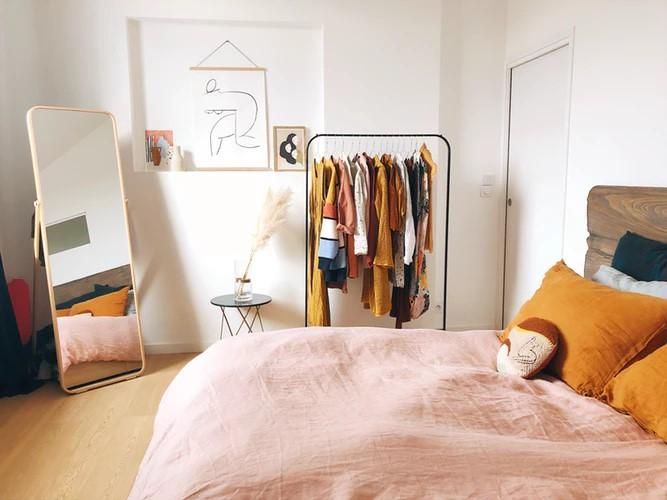 4 tips voor de wanddecoratie van je slaapkamer #slaapkamer #wanddecoratie
